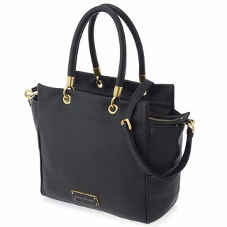 Marc by Marc Jacobs 'Too Hot To Handle' Bentley Black Tote Handbag
