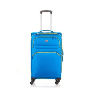 Andare Buenos Aires 25-inch Expandable Lightweight Spinner Upright Suitcase