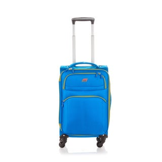 Andare Buenos Aires 20-inch Expandable Carry-on Spinner Upright Suitcase