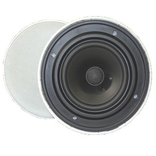 Goldwood Sound GH65 Round 6.5-inch In Ceiling Quick Install Speaker Pair