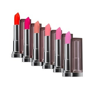 Maybelline New York Color Sensational Limited Edition 6-piece Lipstick Set
