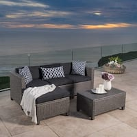 Oliver & James Moses 5-piece Outdoor Sofa Set