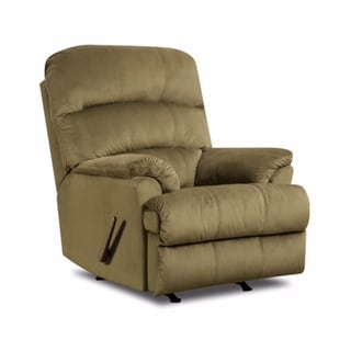 Simmons Upholstery Hampton Rocker Recliner