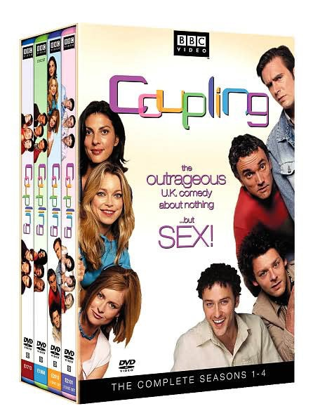 Coupling: The Collection (DVD)
