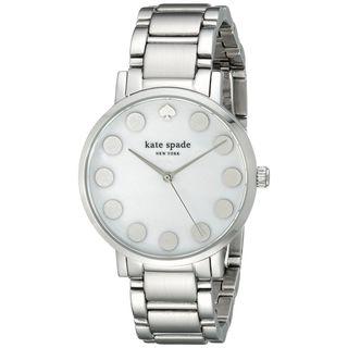 Kate Spade Women's 1YRU0736 'Gramercy' Stainless Steel Watch