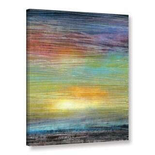 ArtWall Norman Wyatt JR's Painted Sky, Gallery Wrapped Canvas - multi