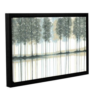 ArtWall Norman Wyatt JR's Reflection, Gallery Wrapped Floater-framed Canvas - Multi
