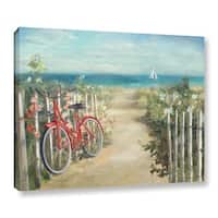 ArtWall Danhui Nai's Summer Ride, Gallery Wrapped Canvas