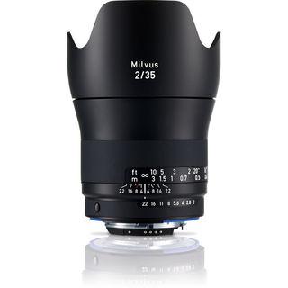 Zeiss Milvus 35mm f/2 ZF.2 Lens for Nikon