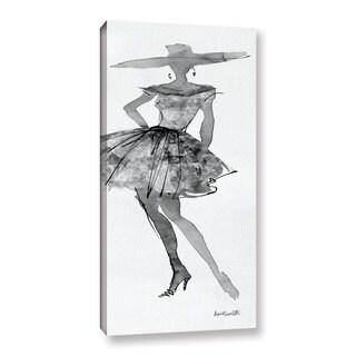 ArtWall Anne Tavoletti's Fashion Sketchbook V, Gallery Wrapped Canvas