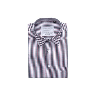 Jordan Jasper Men's Multi Color Check Dress Shirt
