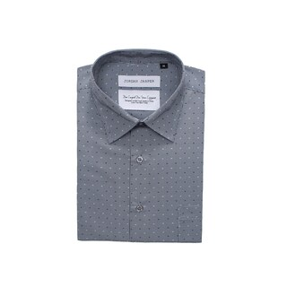 Something Strong Jordan Jasper Men's Grey Flecked Shirt