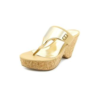 Fergie Women's 'Isis' Faux Leather Sandals