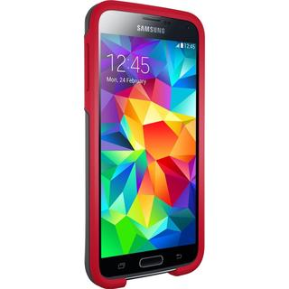 OtterBox 77-39969 Commuter Series for Samsung S5 - Cardinal