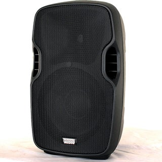 Acoustic Audio Aa10ub Powered 700 Watts 10-inch Bluetooth Speaker 2 Way Usb Mp3 Player