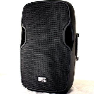 Acoustic Audio Aa12ub Powered 900 Watts 12-inch Bluetooth Speaker 2 Way Usb Mp3 Player