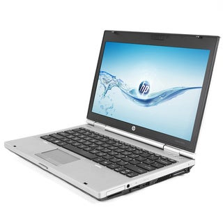 HP EliteBook 2560P 12.5-inch display 2.7GHz Intel Core i7 CPU 8GB RAM 128GB SSD Windows 7 Laptop (Refurbished)