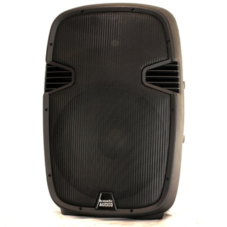 Acoustic Audio Aa152u Powered 900 Watts 15-inch Speaker 2 Way Usb Mp3 Player