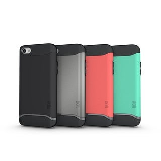 TUDIA Slim-Fit MERGE Dual Layer Protective Case for NUU Mobile X4 Smartphone