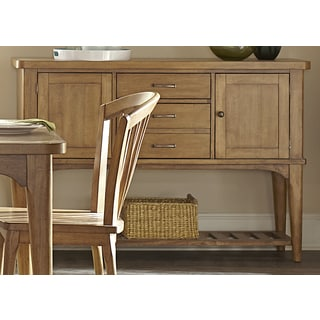 Candler Contemporary Tapered Leg Server