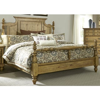 High Country Honey Spice Poster Bed