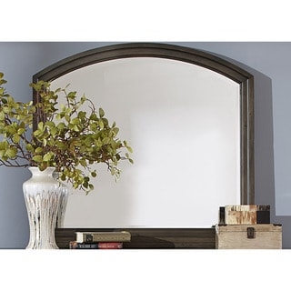 Modern Country Harvest Brown Mirror