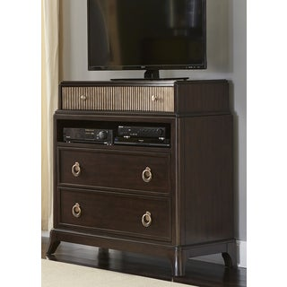 Manahttan Sable and Champagne Media Chest