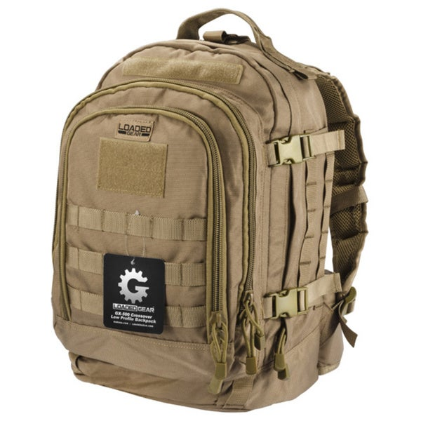 Dark Earth GX-500 Crossover Utility Backpack