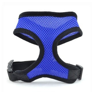 Soft Mesh Adjustable Pet Harness