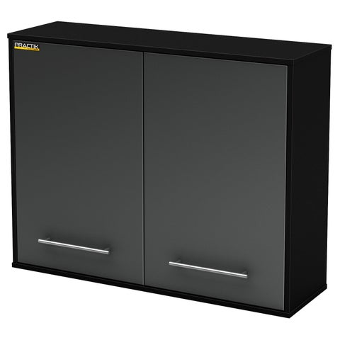 South Shore Karbon Wall Storage Cabinet