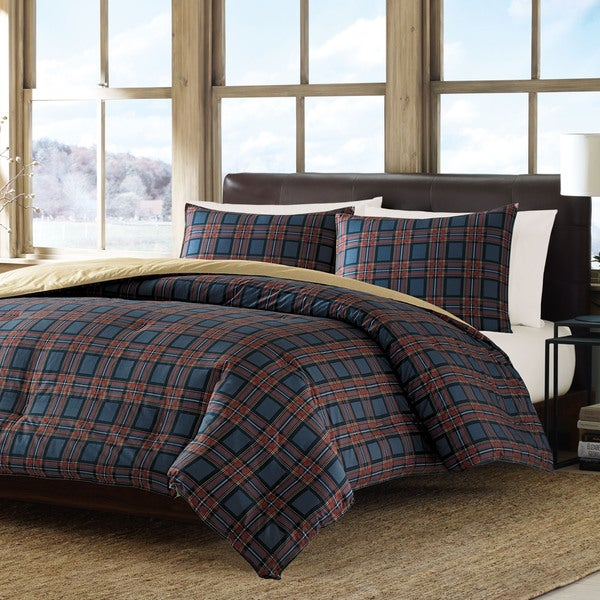 Heritage Landing South Point 3-piece Comforter Set
