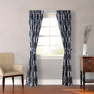 City Scene Brodie Curtain Panel Set