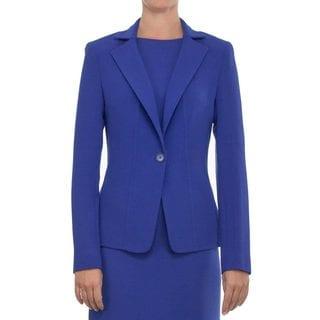Robert Talbott Women's Sapphire Blazer