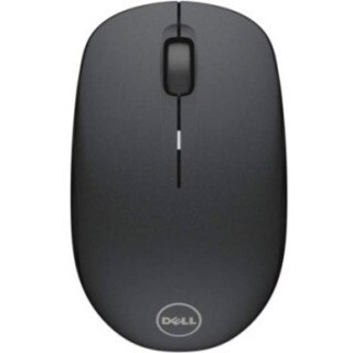 Dell Wireless Mouse - WM126 - Black