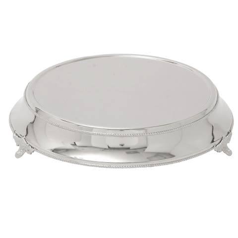 Valetto Stainless Steel Cake Stand