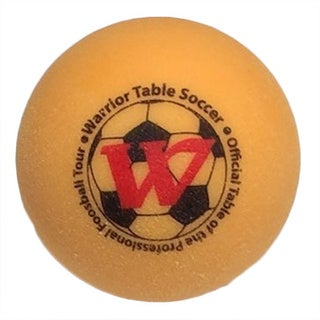 Warrior Pro Game Balls (Set of 10)