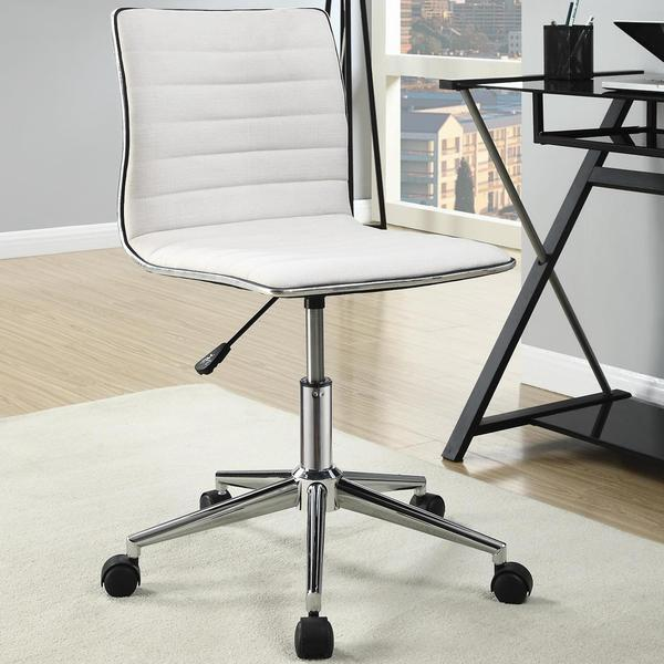 juliana adjustable sleek cream swivel office conference