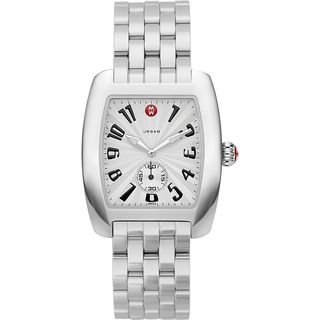 Michele Women's MWW02M000001 'Urban' Stainless Steel Watch