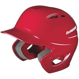 DeMarini Protege Helmet Scarlet