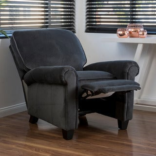 Christopher Knight Home Dallon Fabric Recliner Club Chair