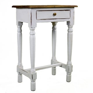Rosemary Rustic Side Table
