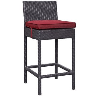 Veer Outdoor Patio Fabric Bar Stool