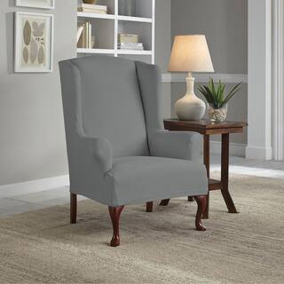 Tailor Fit Reversible Stretch Suede T Wingback Chair Slipcover|https://ak1.ostkcdn.com/images/products/11104964/P18108872.jpg?impolicy=medium