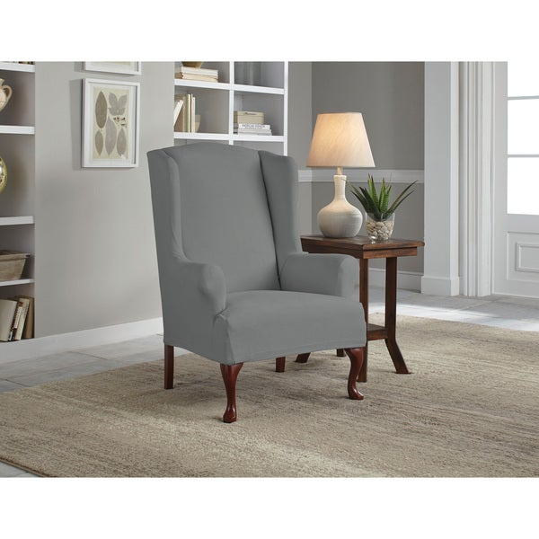 Slipcovers For Wingback Chairs Cheap Full Size Of Chair