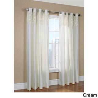 Emanuel Faux Silk Curtain