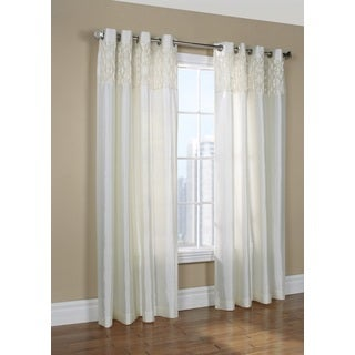 Emanuel Faux Silk Curtain