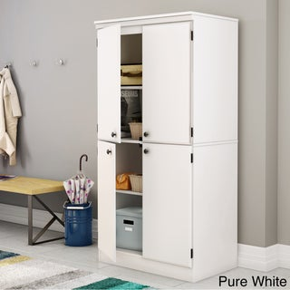 South Shore Morgan Storage Cabinet (4 options available)