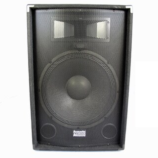 Acoustic Audio DR15 Pro 15-inch Speaker PA DJ Karaoke Band 700 Watts 2 Way