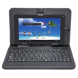 ProScan PLT8802GK 8GB 8-inch Android 4.2 Tablet with Case and Keyboard (Refurbished)