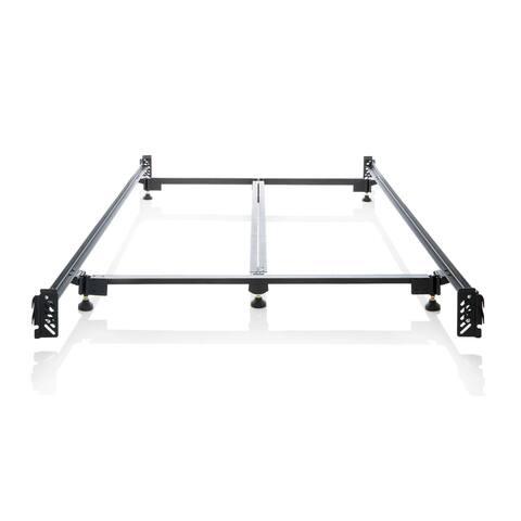 Brookside Heavy-duty Steel Bed Frame Full